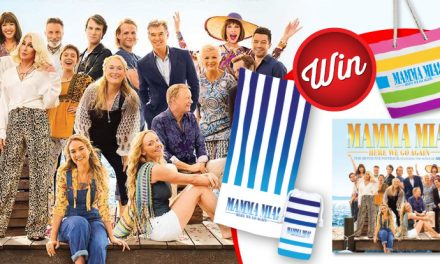 WIN Mamma Mia! Here We Go Again movie ticket bundle