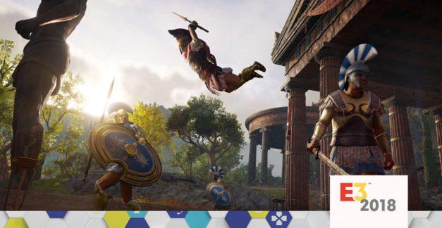 E3 2018- Day three roundup