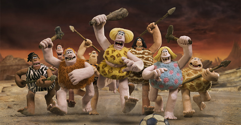 Early Man on DVD and Blu-ray July 4