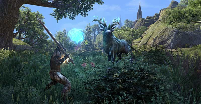 The Elder Scrolls Online: Summerset – interview