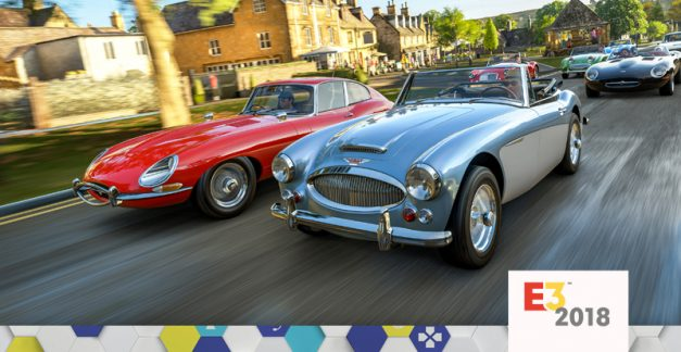 Everything we found out about Forza Horizon 4