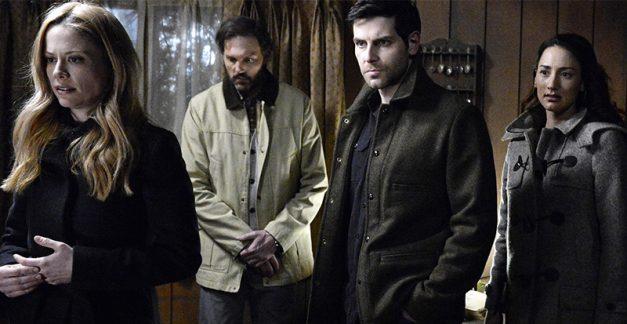 Grimm: Season 6 on DVD and Blu-ray July 4
