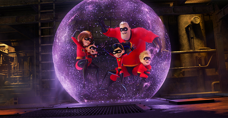 Interview with Brad Bird – Incredibles 2