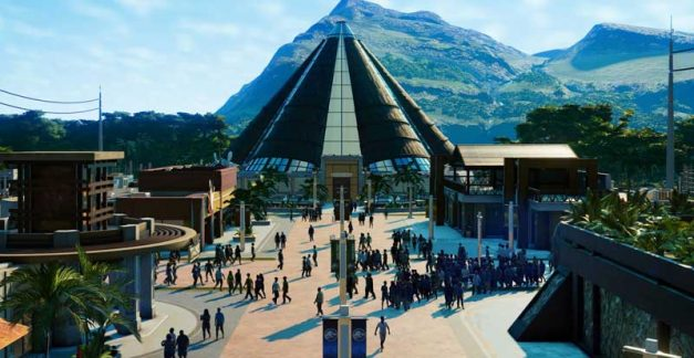 What we found out about Jurassic World Evolution at E3 2018