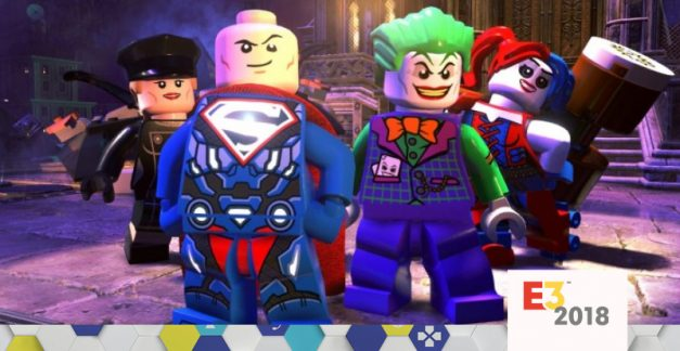 Hands on with Hitman 2 and LEGO DC Super-Villains