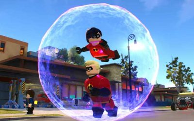 Here's the dorky launch trailer for LEGO Incredibles