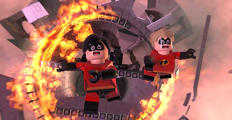 LEGO The Incredibles – interview