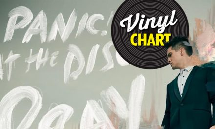 JB's vinyl chart (June 22-28, 2018)