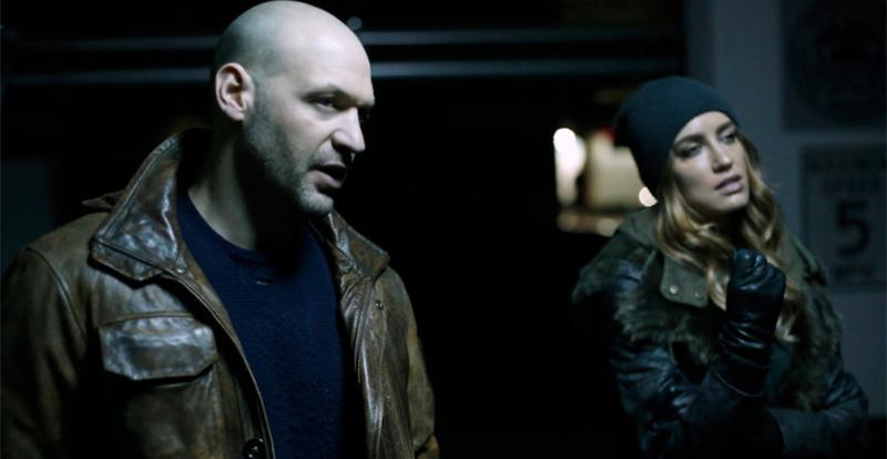The Strain: Season 4 on DVD June 20