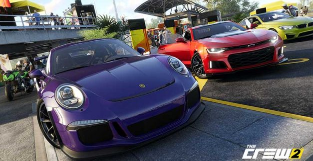 The Crew 2 – interview