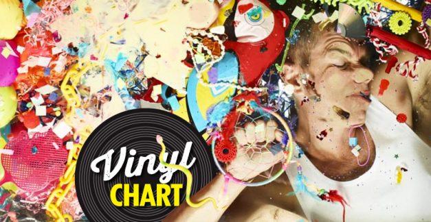 JB's vinyl chart (May 25 – 31, 2018)