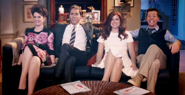 Will & Grace: The Revival: S1 on DVD June 13