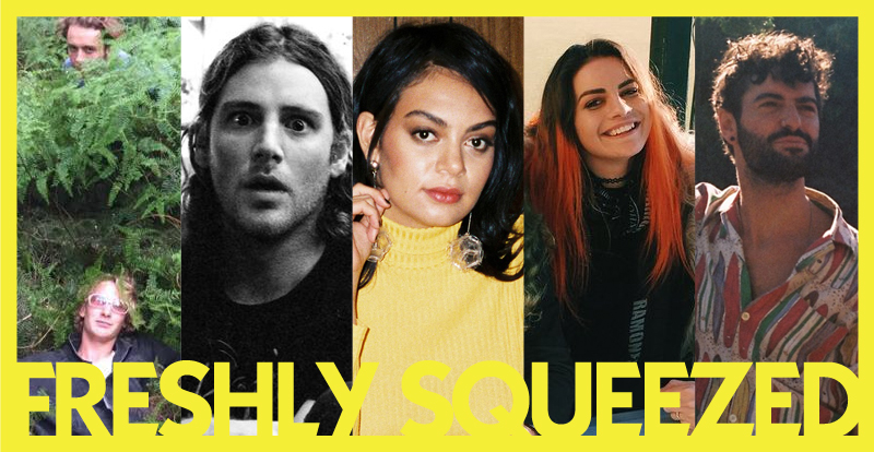 5 tunes you gotta hear this week (14/7/18)