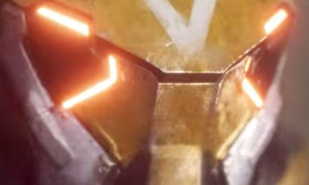 Clap your eyes on 20 minutes of Anthem gameplay