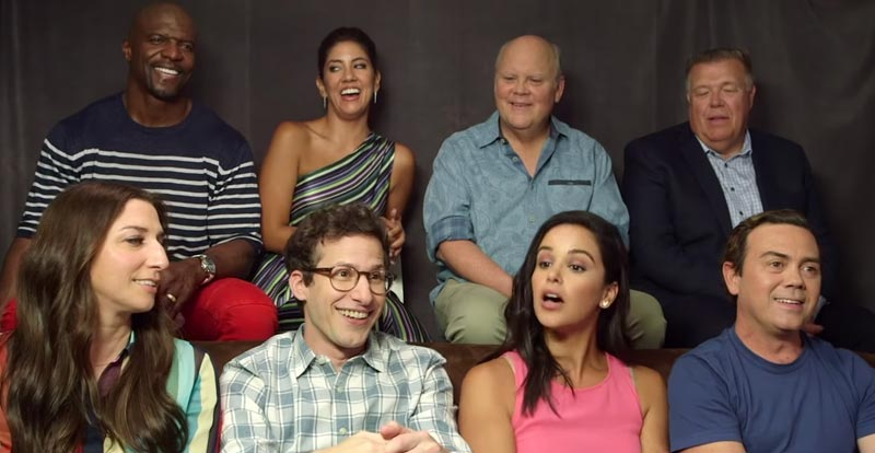 Brooklyn Nine-Nine cast talk resurrection