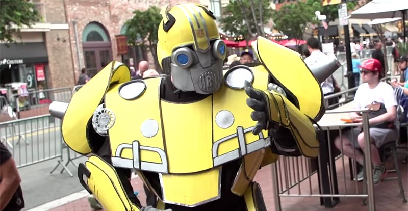 Have you Cena this Bumblebee?
