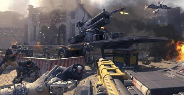 Get in on the Call of Duty: Black Ops 4 multiplayer beta
