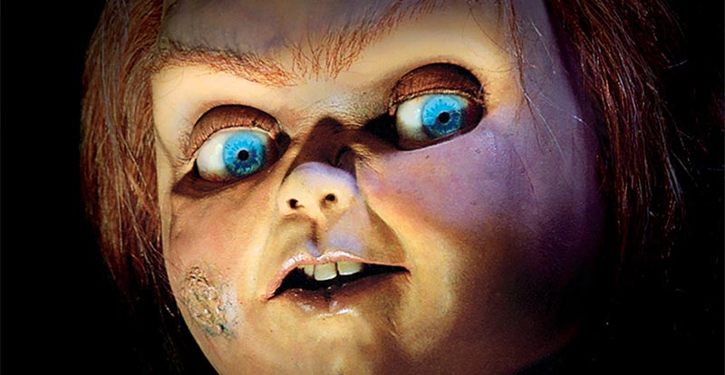 Chucky's coming back – and this time he's tech savvy!