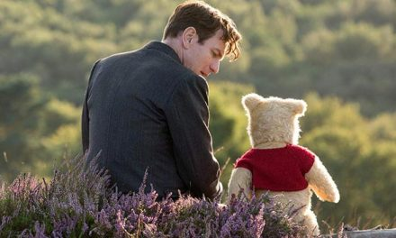 An extended peek at Christopher Robin