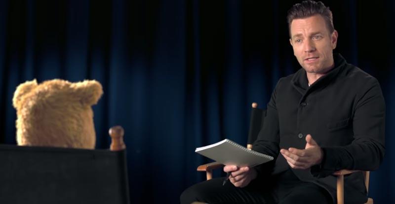 Ewan McGregor interviews the Christopher Robin cast