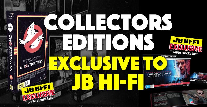The Rewind Collection returns, plus modern classics on 4K UHD