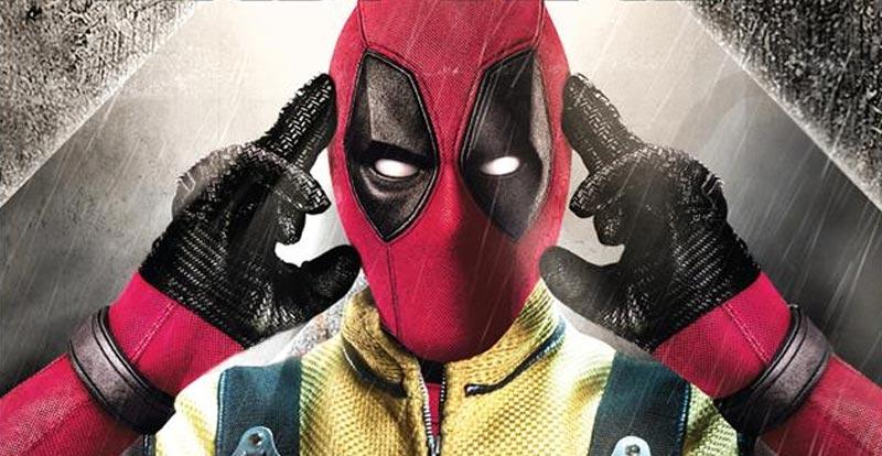 Deadpool photobombs 4K covers!