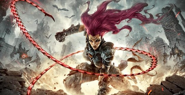 New Darksiders III trailer – and date!