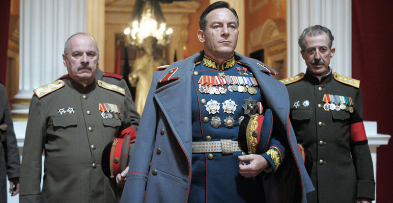 The Death of Stalin on DVD August 1