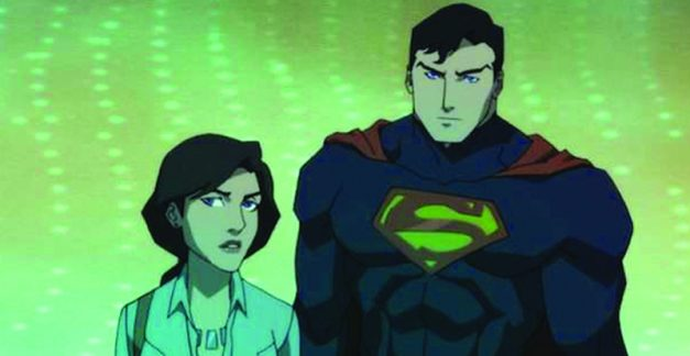 The Death of Superman on DVD, Blu-ray & 4K August 8