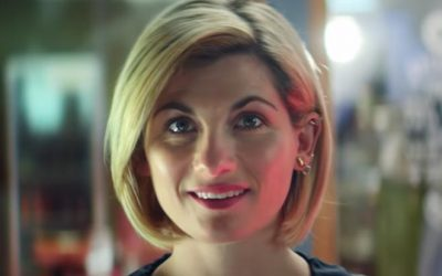 Doctor Who S11 teaser, well, teases!