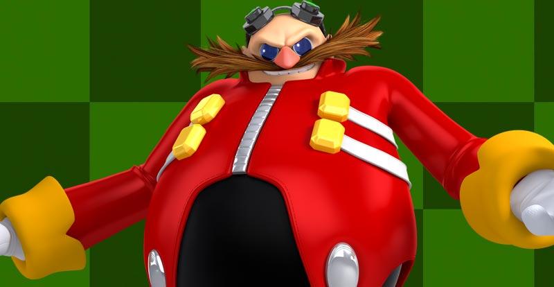 Goo goo g'joob! Jim Carrey is Sonic's Eggman?
