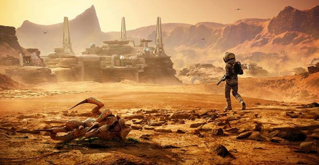 Far Cry 5 heads to Mars. Really!