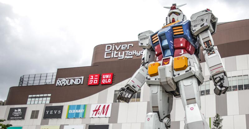Prepare for more giant robots as Gundam gets its own movie