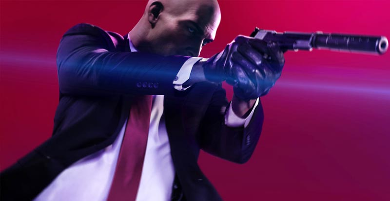 Here's your chance to be in Hitman 2!