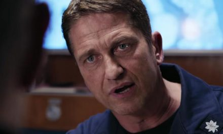 Hunter Killer trailer sends Gerard Butler under the sea