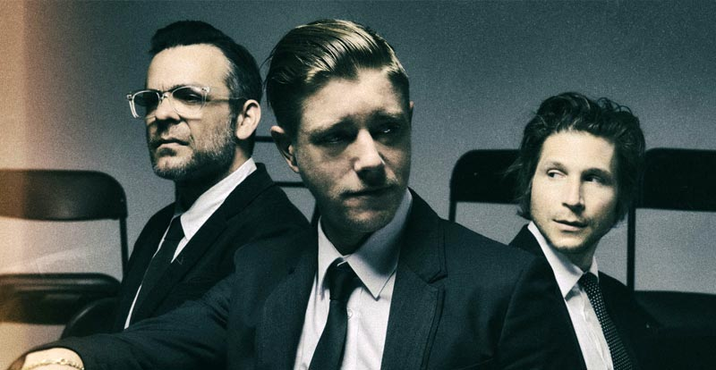 Interpol's 'The Rover' clip takes things to the Mex!
