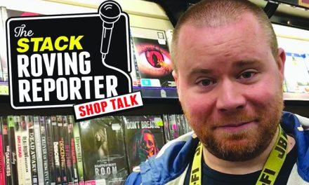 DVD Talk with Joel Curran (JB Hi-Fi The Glen Shopping Centre, VIC)