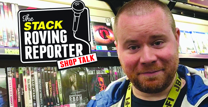 DVD Talk with Joel Curran (JB Hi-Fi The Glen Shopping Centre, VIC)