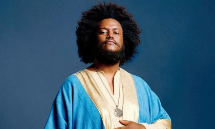 Kamasi Washington's hidden vinyl treasure