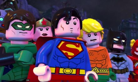 Latest LEGO DC Super-Villains trailer is really, really bad!