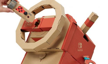 New Nintendo Labo kit gets vehicular