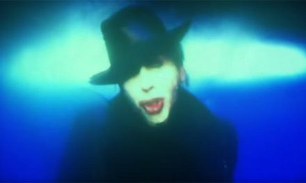 Marilyn Manson drops vid for The Lost Boys track