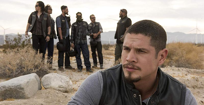 Check out Sons of Anarchy's new prospect, Mayans MC