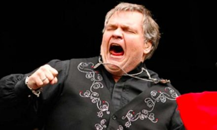You took the words… Meat Loaf to tour without singing