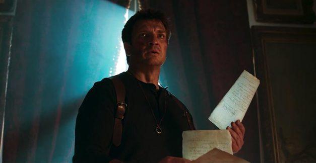 Finally! Nathan Fillion gets to be Uncharted's Nathan Drake