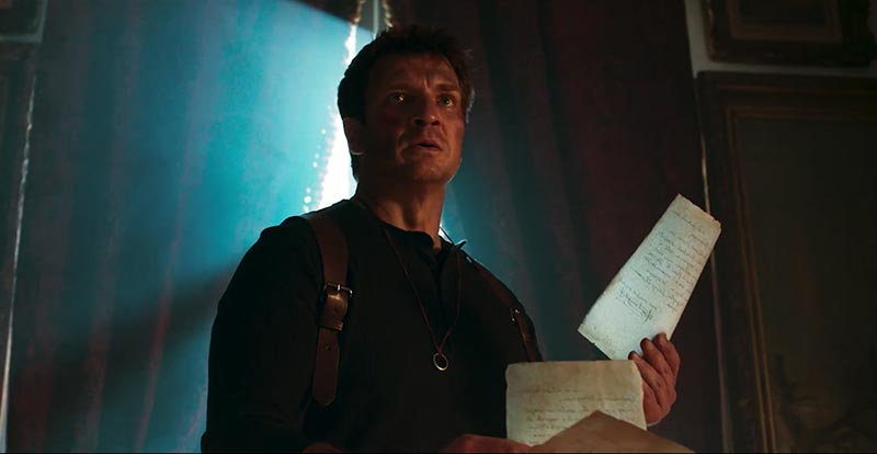 Finally! Nathan Fillion gets to be Uncharted's Nathan Drake