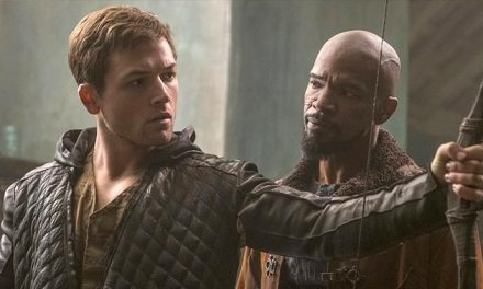 New Robin Hood trailer hits the spot