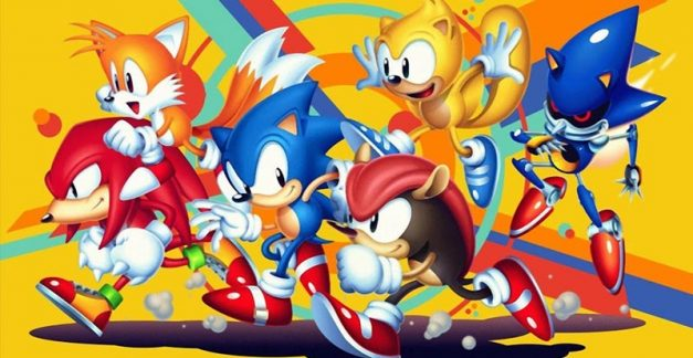 Sonic Mania Plus is off and running!