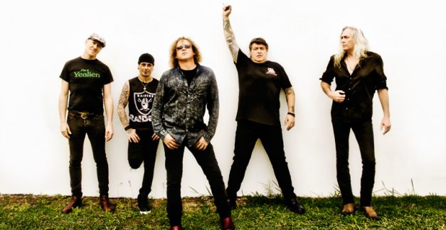 The Screaming Jets, 'Gotcha Covered' review