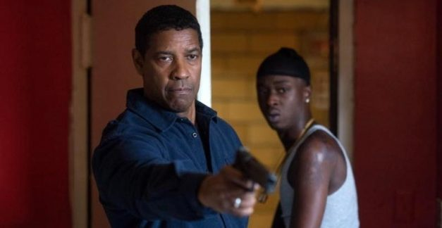 Who the $#!@ was that?! Denzel in new The Equalizer 2 clip!
